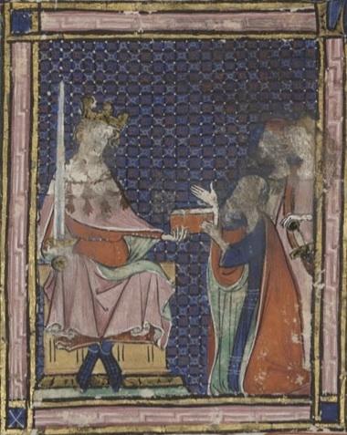 Alfonso X, Siete Partidas, BNE, Vitr. 4/6, fol. 106 (inicio de la Segunda Partida)